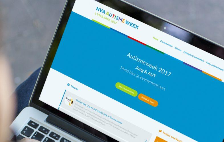 Webdesign autismeweek