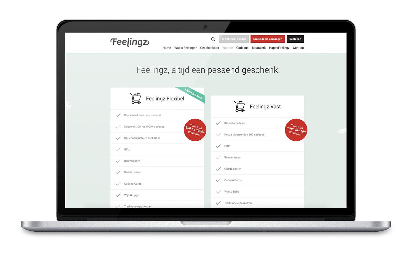 Webdesign feelingz
