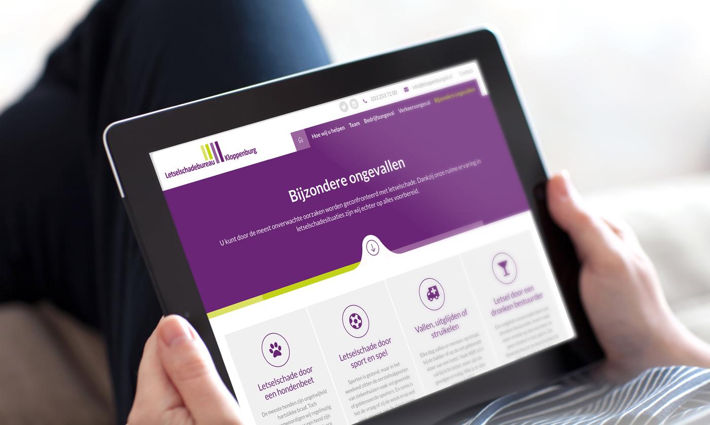 Webdesign kloppenburg-nli