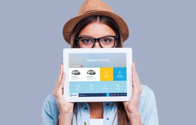 Webdesign car-rental-management
